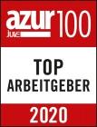 azur 100 Top Arbeitgeber 2019