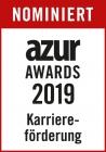 Nominiert: Azur Awards 2019 Karriereförderung